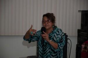 Professora Edna Castro (UFPA)